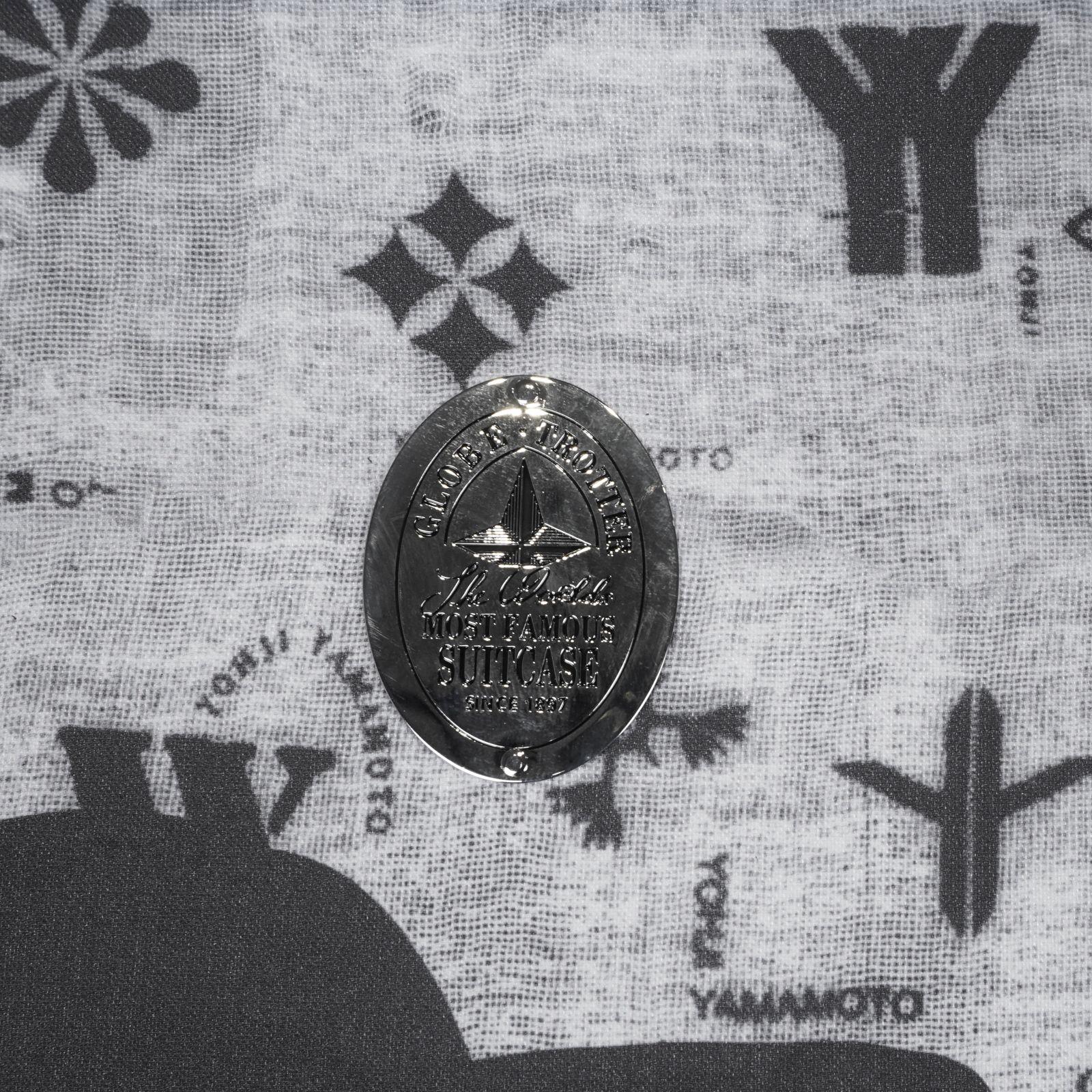 discord - discord | yohji yamamoto [DH-I15-902 / 20インチ トロリーケース